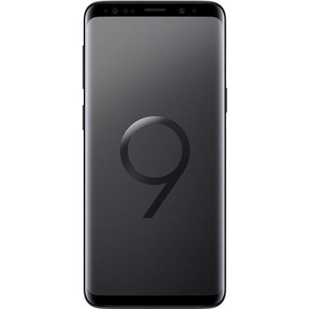 "Samsung Galaxy S9 Midnight Black 5.8"" 64GB 4G Unlocked & SIM Free"