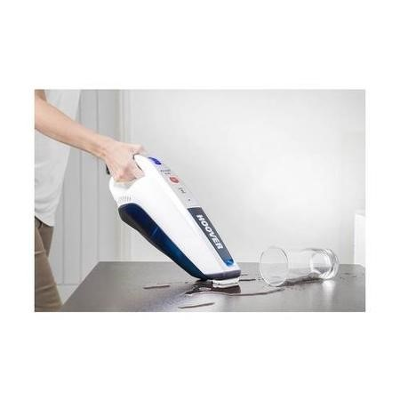 Hoover SM156WDP4A Jovis Plus Wet & Dry Cordless Handheld Vacuum Cleaner - Blue & White