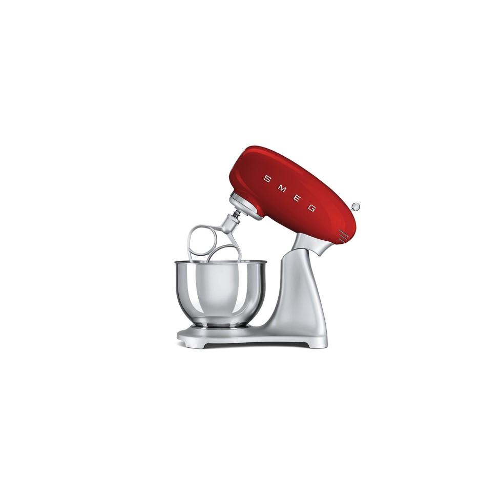 Smeg Smf01rduk Retro Style Stand Mixer Red Appliances