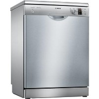 Bosch Serie 2 Active Water SMS25AI00G 12 Place Freestanding Dishwasher - Silver Best Price, Cheapest Prices