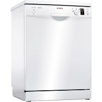 Bosch Serie 2 Active Water SMS25AW00G 12 Place Freestanding Dishwasher - White Best Price, Cheapest Prices