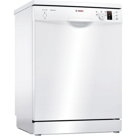 GRADE A2 - Bosch Serie 2 Active Water SMS25AW00G 12 Place Freestanding Dishwasher - White