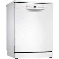 Bosch Serie 2 Freestanding Dishwasher - White Best Price, Cheapest Prices