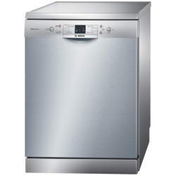 bosch sms40a08gb classixx freestanding dishwasher silver appliances direct. Black Bedroom Furniture Sets. Home Design Ideas