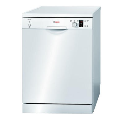 Bosch SMS40C02GB Classixx 12 Place Freestanding Dishwasher White