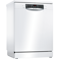 Bosch SMS46IW09G ActiveWater Super Efficient 13 Place Freestanding Dishwasher - White Best Price, Cheapest Prices