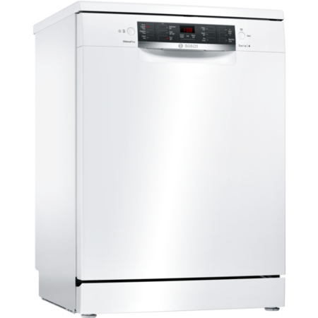 Bosch Serie 4 Freestanding Dishwasher - White