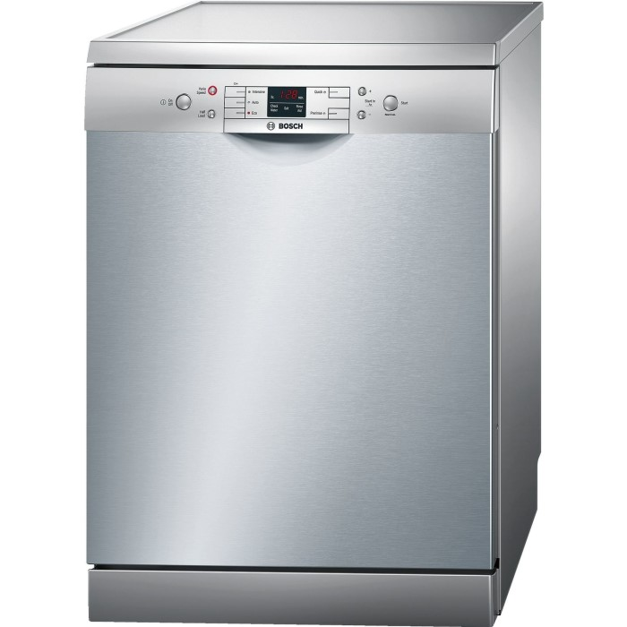 Bosch Serie 6 Active Water Sms50m08gb 13 Place Freestanding