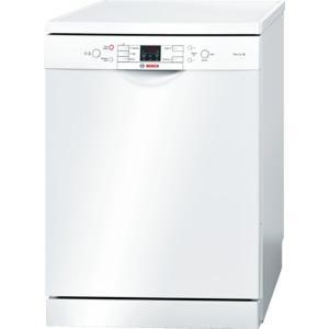 Bosch SMS53M02GB ActiveWater 13 Place Freestanding Dishwasher White