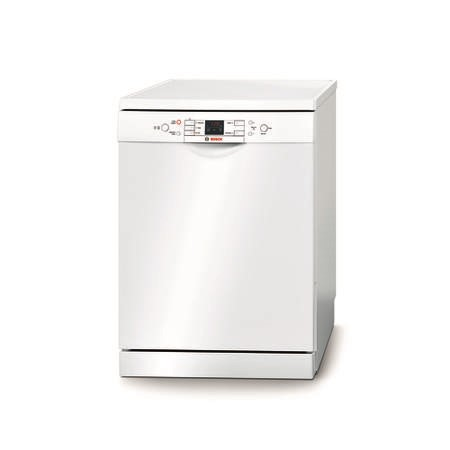 Bosch SMS58M42GB Serie 6 ActiveWater 14 Place A++ Freestanding Dishwasher - White