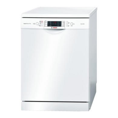 77246197/1/SMS69M12GB GRADE A3 - Heavy cosmetic damage - Bosch SMS69M12GB 14 Place Freestanding Dishwasher White