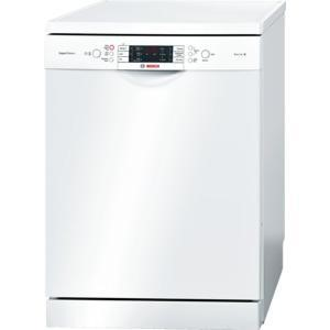 Bosch SMS69M22GB 13 Place Freestanding Dishwasher With Cutlery Tray White