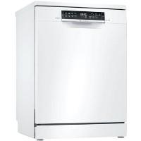 Bosch Serie 6 Freestanding Dishwasher - White Best Price, Cheapest Prices