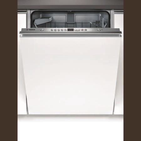 BOSCH SMV53M10GB 13 Place Fully Integrated Dishwasher With Energy Efficient Heat Exchanger