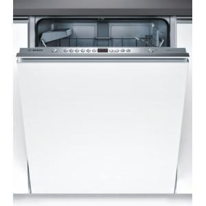 BOSCH SMV65M10GB 13 Place Fully Integrated Dishwasher With Energy Efficient Heat Exchanger