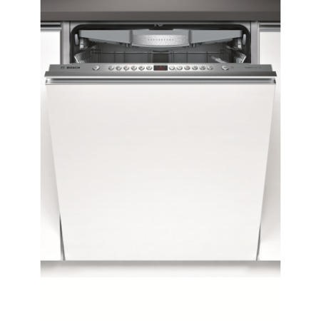 BOSCH SMV69M01GB 13 Place Fully Integrated Dishwasher With Energy Efficient Heat Exchanger