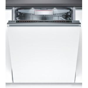 BOSCH SMV88TD00G 14 Place Fully Integrated Dishwasher With Energy Efficient Heat Exchanger