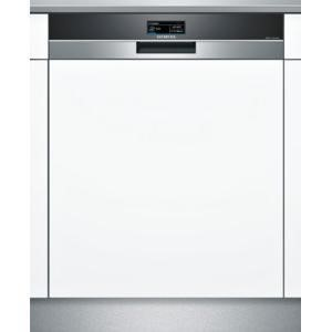 Siemens SN578S00TG 14 Place Semi-integrated Dishwasher With Stainless Steel Panel