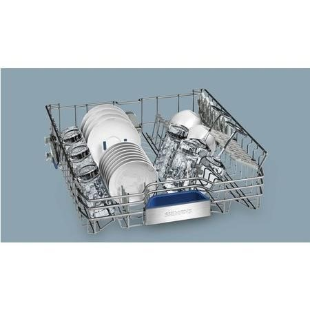 Siemens iQ700 SN578S36TE 13 Place Semi Integrated Dishwasher - Stainless Steel Control Panel