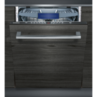 Siemens SN636X00KG Extra Energy Efficient 13 Place Fully Integrated Dishwasher With Cutlery Tray