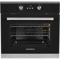 NordMende SO313IX Stainless Steel Single Multifunction Oven With Catalytic Liners And LED Timer