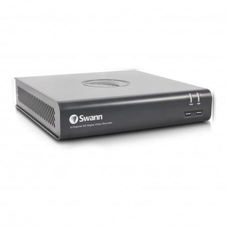 Swann 8 Channel HD 1080p Digital Video Recorder with 1TB Hard Drive & Google Assistant