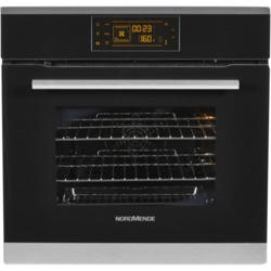 NordMende SOPT523IX Stainless Steel Single Pyrolitic Multifuction Oven With Touch Control  Panel