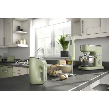 Swan SP21010GN Retro 1000W Stand Mixer Green