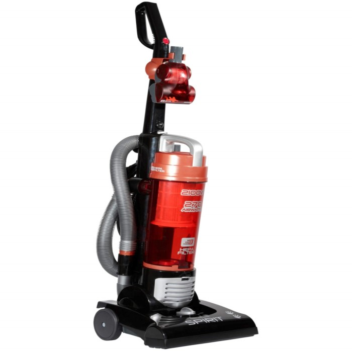 Hoover Sp2102 Spirit 2100w Pets Upright Vacuum Cleaner