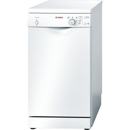 Bosch Serie 2 Active Water SPS40E32GB 9 Place Slimline Freestanding Dishwasher - White