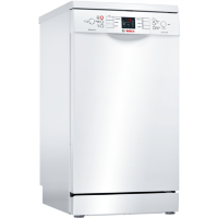 Bosch SPS46IW00G Serie 4 Slimline 9 Place Freestanding Dishwasher - White
