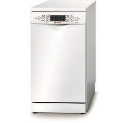Bosch SPS59T02GB Slimline 10 Place Freestanding Dishwasher White