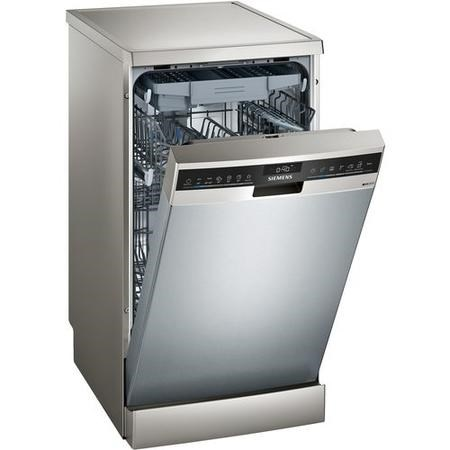 Siemens Slimline Freestanding Dishwasher - Stainless Steel