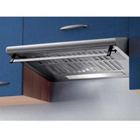 Baumatic STD6.2SS 60cm Conventional Cooker Hood Stainless Steel