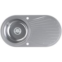 Astracast SU0948SV Sunrise 1.0 Bowl Stainless Steel Sink