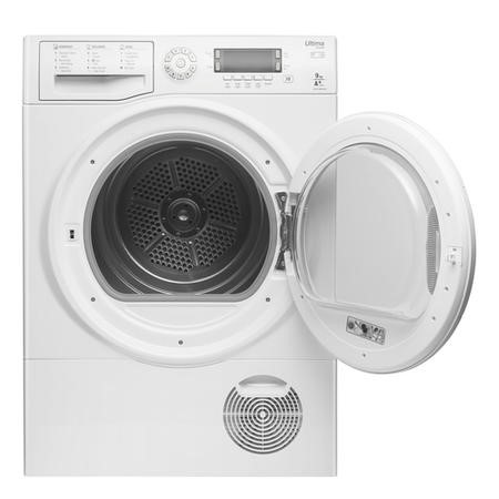 Hotpoint SUTCDGREEN9A1 9kg Freestanding Heat Pump Tumble Dryer - White