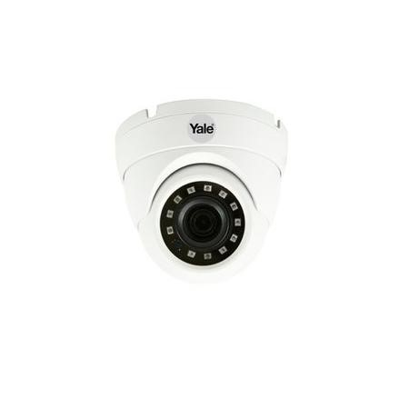 Yale Outdoor 1080p Smart Home Dome Camera
