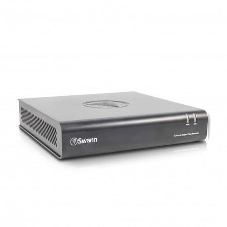 Box Open Swann DVR4-1580 4 Channel HD 720p Digital Video Recorder with 4 x PRO-T835 720p Cameras & 1TB Hard Drive