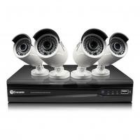 Swann NVR8-7400 8 Channel 4 Megapixel Network Video Recorder with 4 x NHD-818 4MP Cameras & 2TB Hard Drive