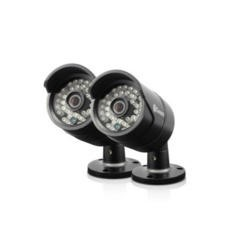 Swann PRO-A850 - 720P Multi-Purpose Day/Night Security CCTV Camera 2 Pack - Night Vision 100ft / 30m