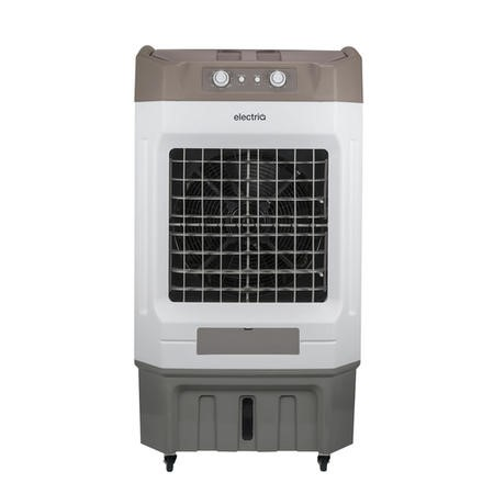 GRADE A1 - electriQ Storm80E 80L Evaporative Air Cooler for areas up to 90 sqm