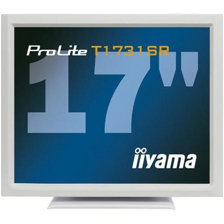 "Iiyama ProLite T1731SR-W1 17"" HD Ready Interactive Touchscreen Display"
