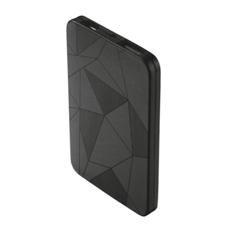 Trust PowerBank 1800T Ultra-thin Portable Charger - Black