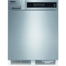 Miele T4859CILSS 6kg Semi-integrated Condenser Tumble Dryer With Stainless Steel Control Panel