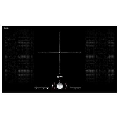 T51T95X2 Neff T51T95X2 Point And Twist Five Zone Induction Hob With FlexInduction Zones - Black