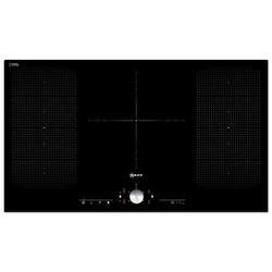 Neff T51T95X2 92cm Point And Twist Five Zone Induction Hob With FlexInduction Zones - Black