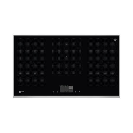 Neff T59TF6RN0 918mm Induction Hob With FlexInduction Zones - Black