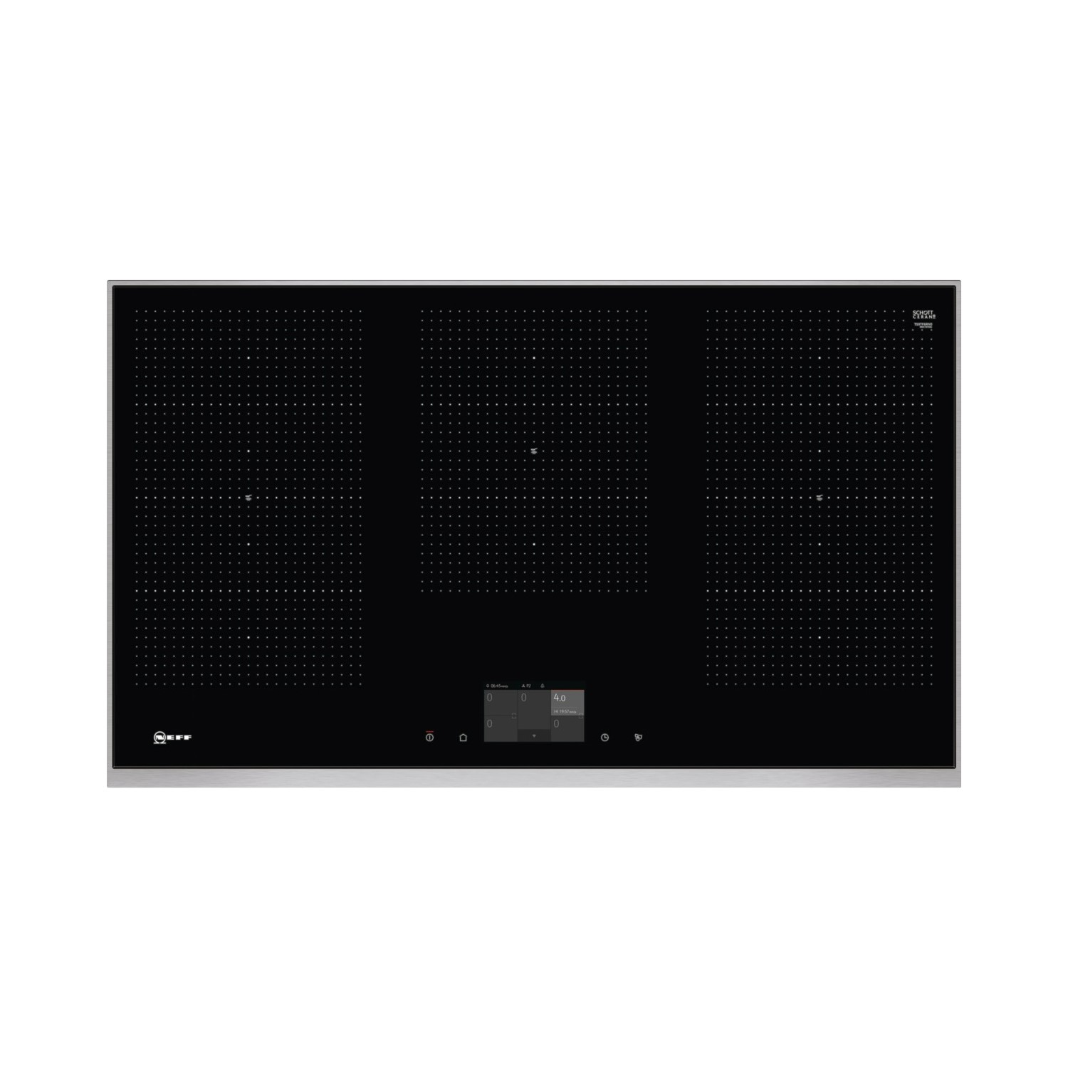 Neff T59TF6RN0 918mm Induction Hob With FlexInduction Zones