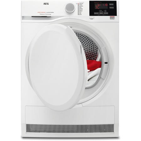 AEG T6DBG720N 6000 Series 7kg ProSense Freestanding Condenser Tumble Dryer-White