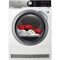 AEG T8DEE945R 8000 Series 9kg Freestanding Heat Pump Tumble Dryer - White